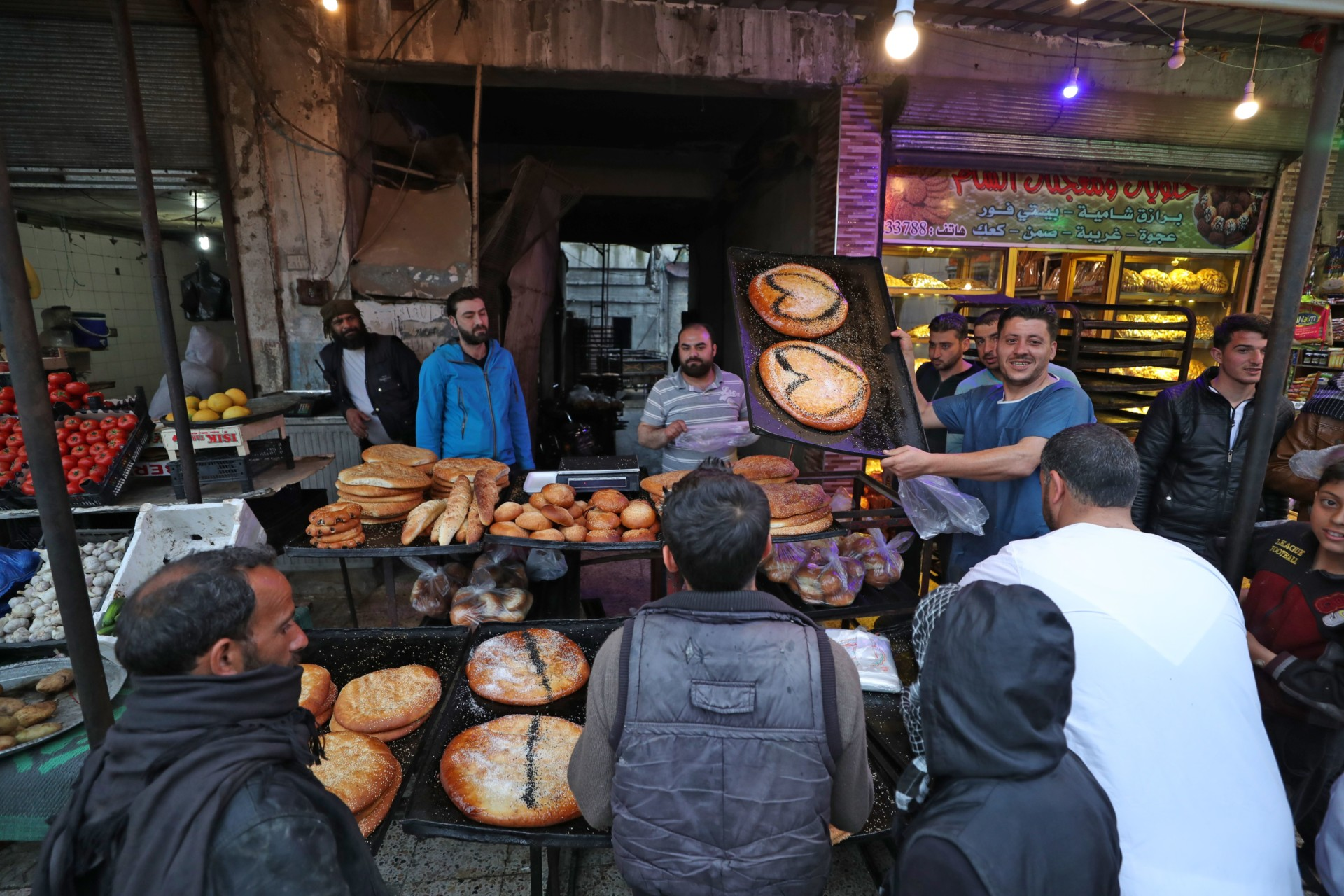 Syria's Famished Victory